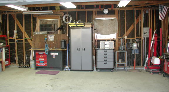 Cool Garage Makeover