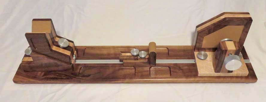 Custom Made Wooden Gun Vise